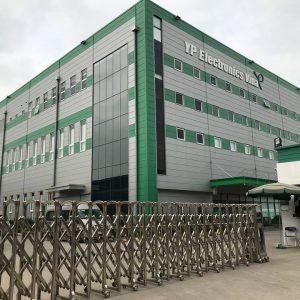 Nhà Máy Yongbo Vina