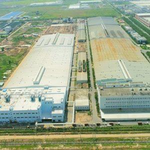 Nhà máy sản xuất lốp xe Sailun