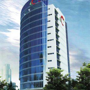 Tòa nhà làm việc tập đoàn Coteccons